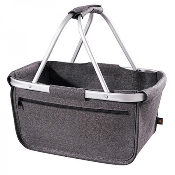 Halfar Einkaufskorb Korb Tasche Shopper Basket Einkaufstasche Filz