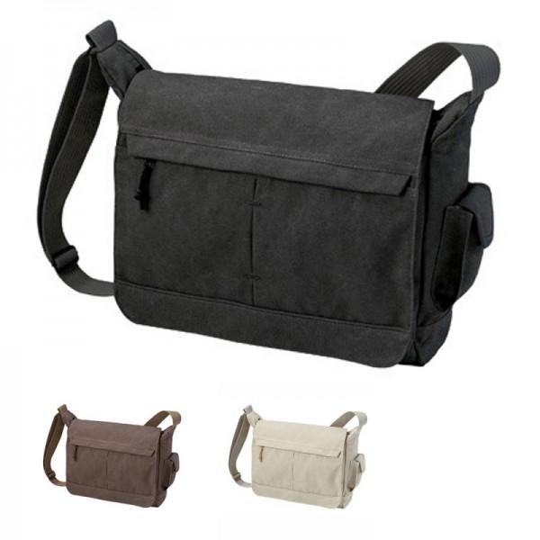 Halfar Tasche Umhängetasche Freizeittasche Schultertasche Shoulder Bag Nature