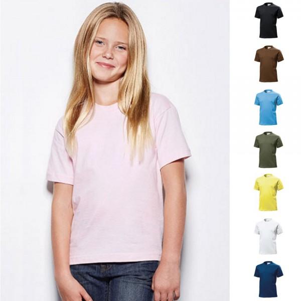 Kids Kinder Stedman T-Shirt Shirt Comfort 185g/qm Unisex Junge Mädchen XS-XL