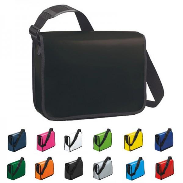 Halfar Tasche Umhängetasche Freizeittasche Schultertasche Bag Lorrybag® Eco