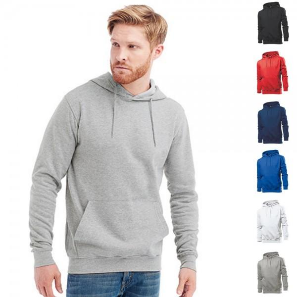 Herren Pullover Shirt Hooded Sweat Kapuzen Hoody Stedman Kapuzensweat Sweatshirt