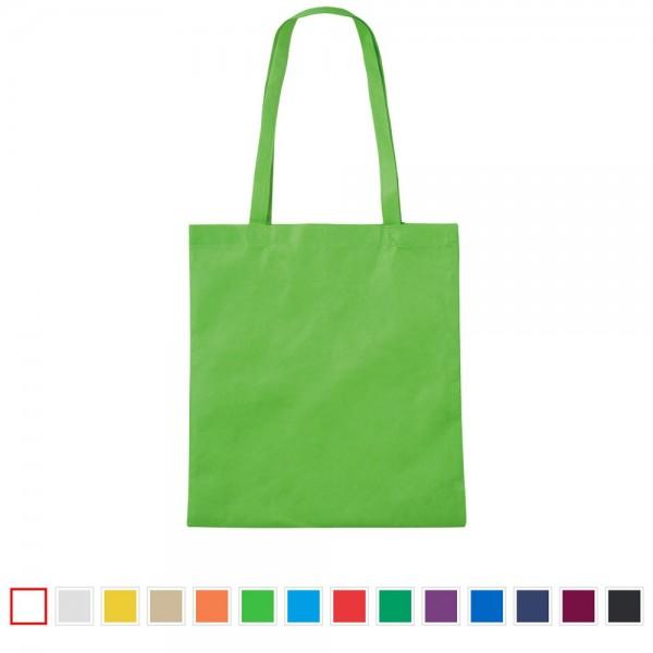 2 x Vlies Tasche Einkaufstasche Beutel Tragetasche 38 x 42 PP-Tasche l. Henkel