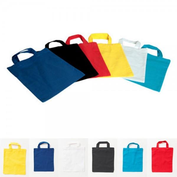 2x Baumwolltasche Tasche Baumwolle Stoffbeutel Apotheker Apothertasche 22 x 26