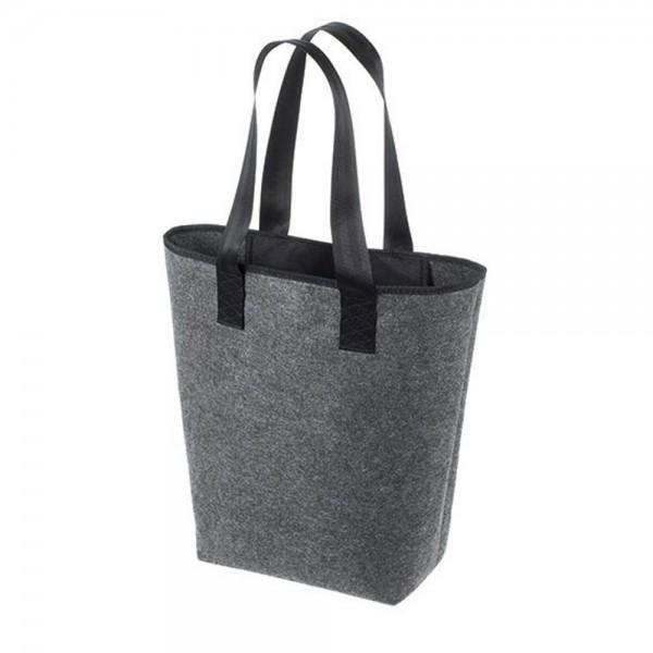 Halfar Einkaufstasche Freizeittasche Tasche Tragetasche Filz Shopper New Classic