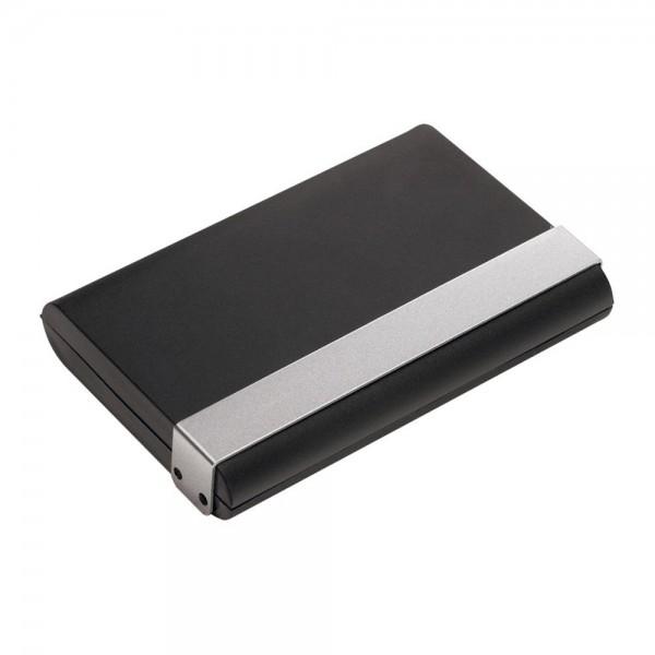 Visitenkartenetui Etui Visitenkartenbox Box Visitenkarten-Etui Doppel