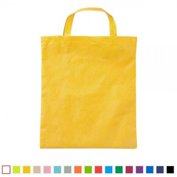 2 x Vlies Tasche Einkaufstasche Beutel Tragetasche 38 x 42 PP-Tasche k. Henkel