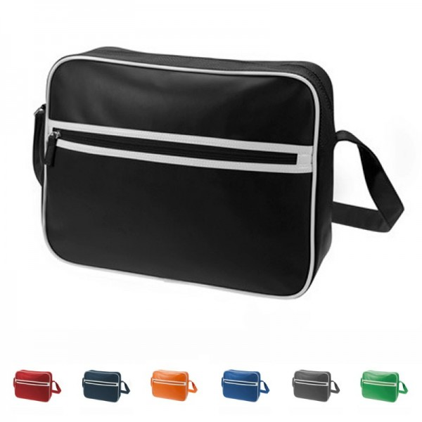 Halfar Tasche Umhängetasche Schultertasche Freizeittasche Shoulder Bag Retro